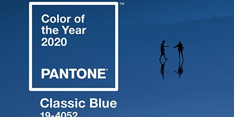 Classic Blue: Pantone Color of the Year tickets