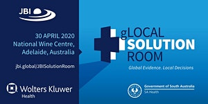 JBI gLocal Solution Room 2020 - CANCELLED...
