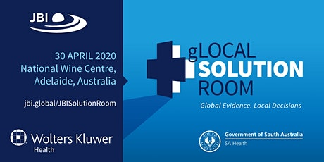JBI gLocal Solution Room 2020 - CANCELLED                                        tickets