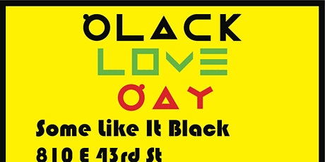 Black Love Day tickets