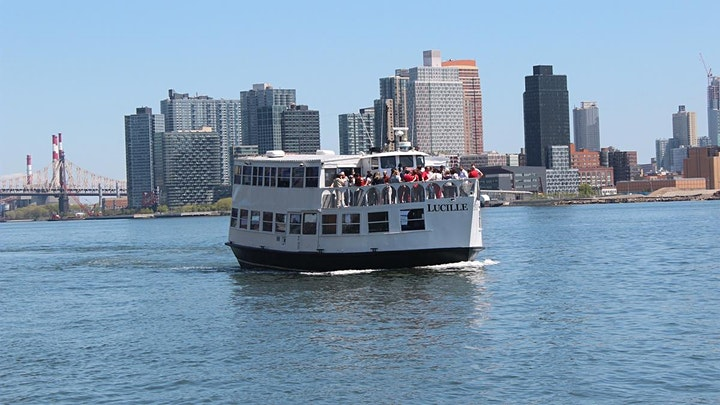 4th of July Family Cruise aboard the Lucille image