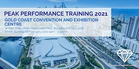 Peak Performance Training 2021 Sunday 28 February tickets