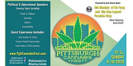 Kine Hearts Media Presents PGH Cannabis Festival tickets