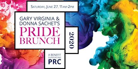 Gary Virginia & Donna Sachet's Pride Brunch, benefiting PRC tickets