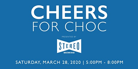 Cheers For CHOC: Get Involved! tickets