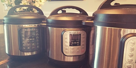 Intro to Instant Pot Cooking tickets