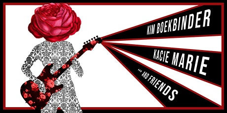 Kim Boekbinder, Kacie Marie tickets