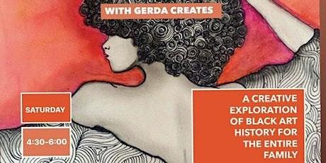 BLACK ART HISTORY CREATIVE WEEKENDS tickets
