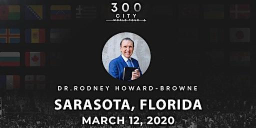 Rodney Howard-Browne in Sarasota, Florida