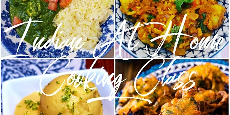 Indian At Home Cooking Class tickets