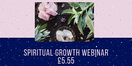 Soul Focus Webinar with meditation & mini oracle card reading tickets