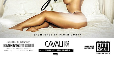 Cavali On Fridays tickets