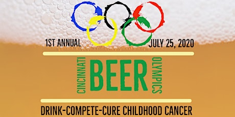 Cincinnati Beer Olympics tickets