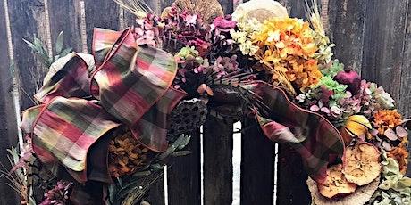 Autumn Wreath - CANCELED tickets