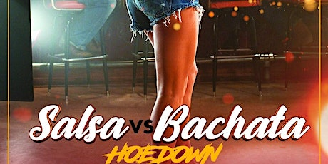 Salsa vs Bachata Hoedown at Axis Latin Fridays tickets