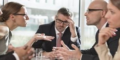 Workplace Conflict Management Masterclass tickets