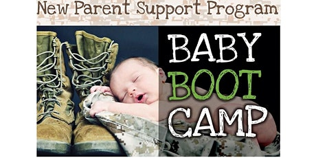 Baby Boot Camp-Currently being offered as individual service tickets