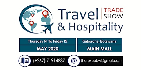 TRAVEL AND HOSPITALITY TRADE SHOW tickets