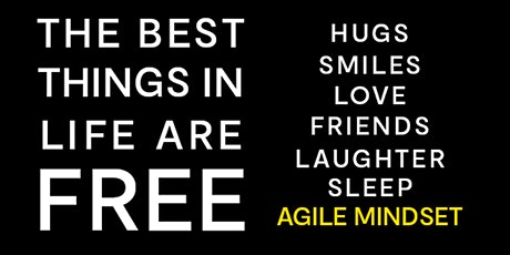 Forever Free* Agile Mindset - Auckland CBD tickets