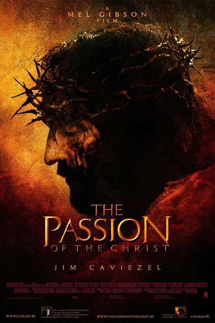 """** CANCELED ** """"Passion of the Christ"""""""