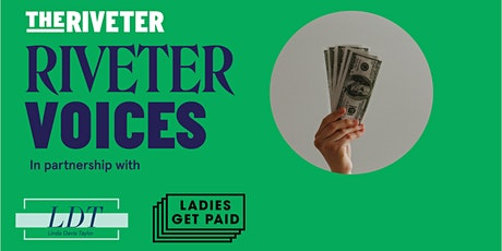Riveter Voices: Money Talks with Linda Davis Taylor at The Riveter MDR tickets
