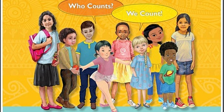 We Count! Census Storytime for Kids - Fairfax tickets
