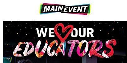 Main Event - Suwanee - Educator's Open House -