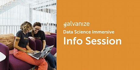 Remote Data Science Immersive Info Session tickets