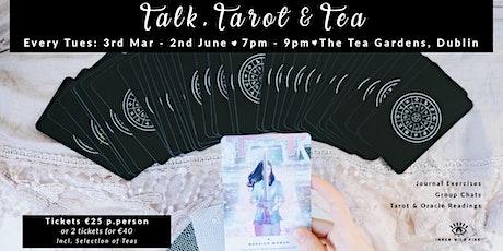 Tarot, Talk & Tea Womens Circle tickets
