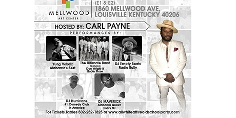 The 14th Annual All White Attire Old School Party tickets