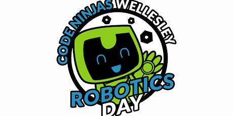 Robotics Day tickets