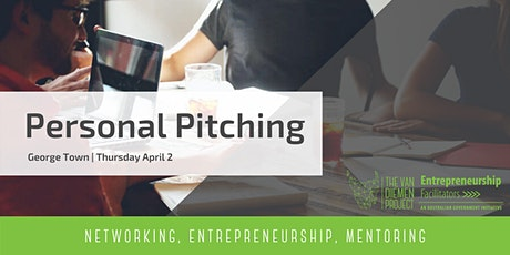 Personal Pitching | George Town tickets