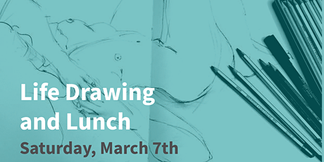 Come and join us for a Fun  Life Drawing Day. tickets