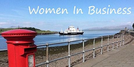 Oban Women in Business tickets