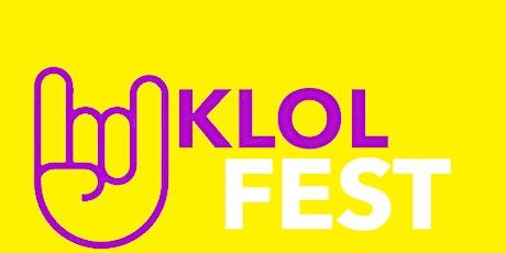 KLOL Fest w/High Tension Concert Dominican Republic tickets