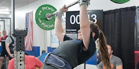 2020 Starting Strength Strengthlifting Challenge tickets