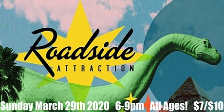 Roadside Attraction Big Band! tickets