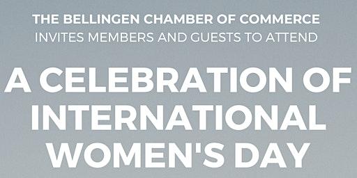 A celebration of International Women's Day