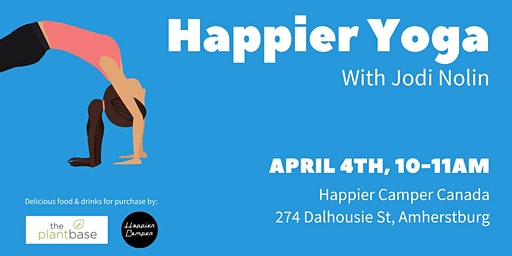 Happier Yoga with Jodi Nolin