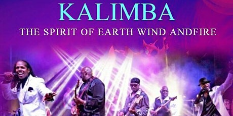 Kalimba: The Spirit of Earth Wind and Fire tickets