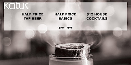 Labour Day Eve Happy Hour tickets