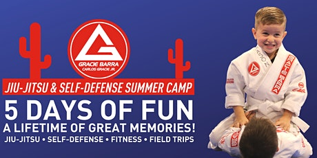 Gracie Barra Jiu-Jitsu & Self-Defense Kids Camp (North Phoenix) tickets