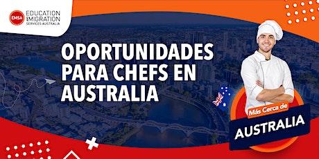 Más cerca de Australia - Evento exclusivo para Chefs (CDMX) - April  tickets