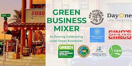 Santa Cruz Green Business Mixer tickets