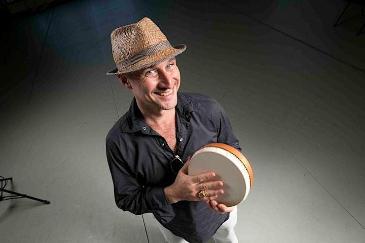 Bay Area Frame Drum Festival 2020: 4 workshops over the course of 4 weeks! image