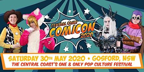 Central Coast Comicon 2020 tickets