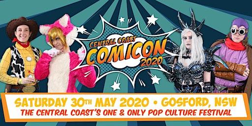Central Coast Comicon 2020