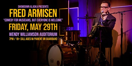 Fred Armisen - in Anchorage tickets