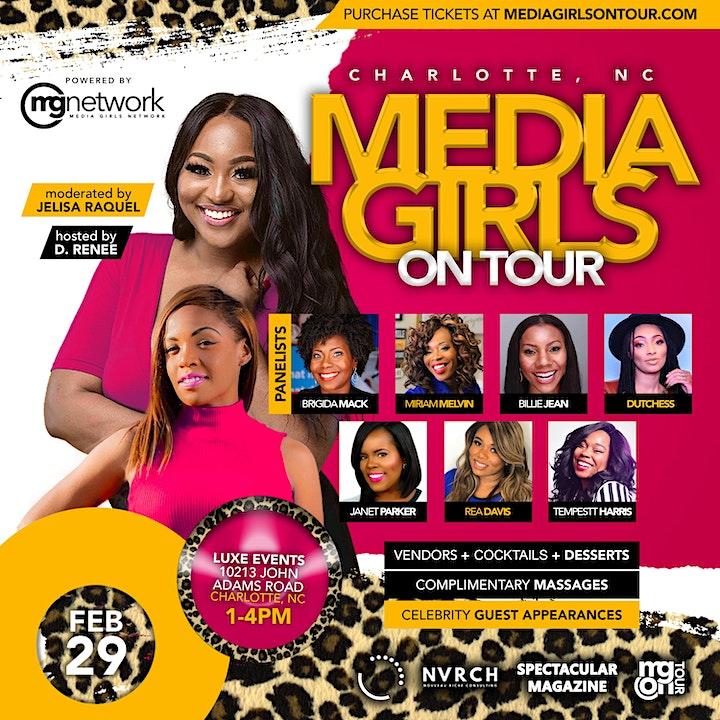 Media Girls On Tour CIAA image