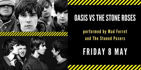 OASIS VS THE STONE ROSES tickets